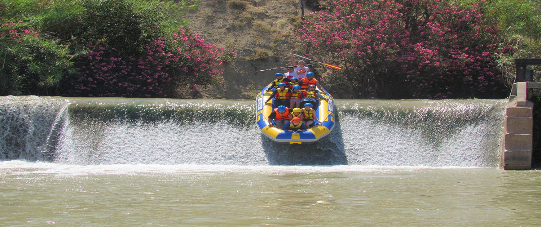 Rafting mas Comida