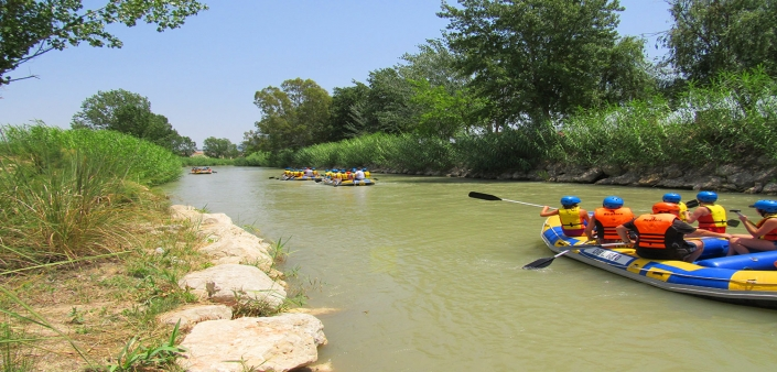 Rafting Cieza