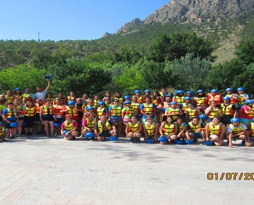 Actividades extraescolares en Murcia